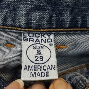 Lucky Brand Jeans - Lucky Brand Easy Rider Bootcut Womens Blue Jeans